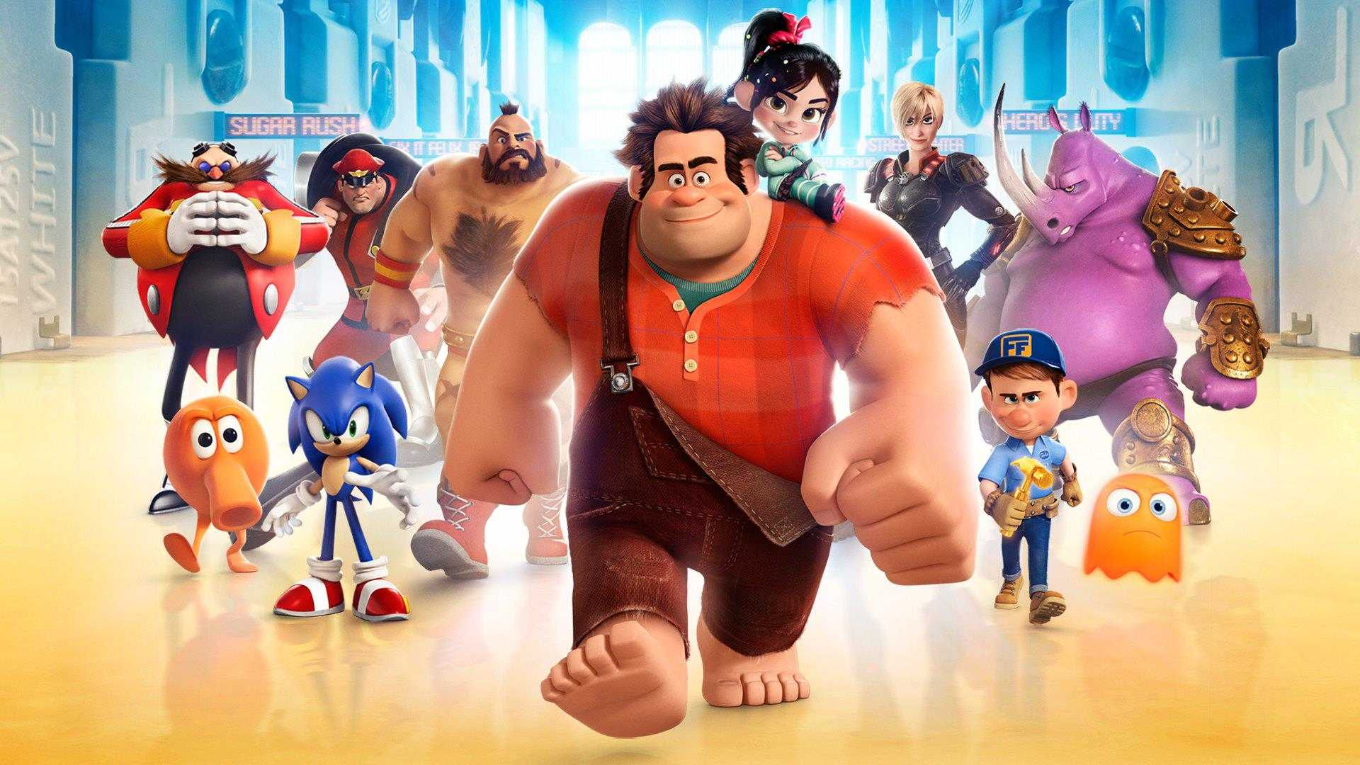 Wreck It Ralph 2 Brings All Of The Disney Princesses Together