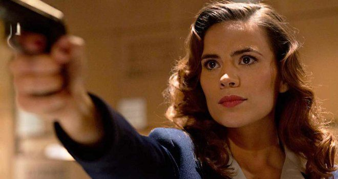 Agent Carter, Hayley Atwell