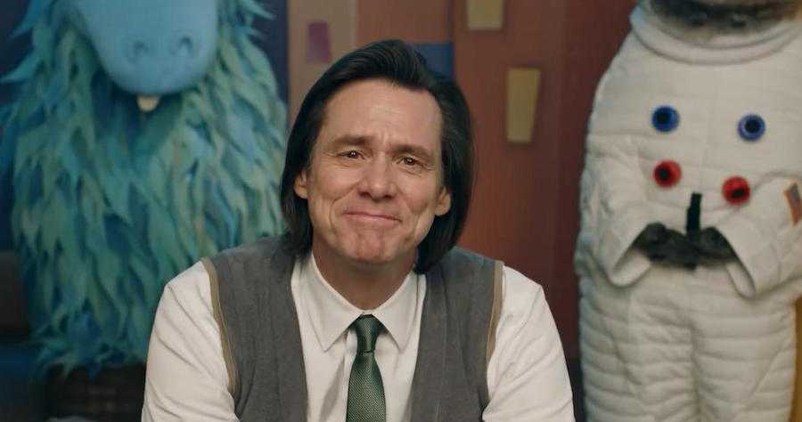 Jim Carrey Might be the Villain in 'Sonic The Hedgehog' Movie