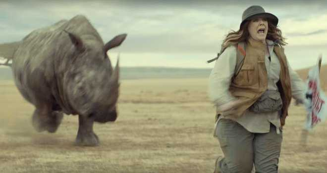 Melissa Mccarthy Saves The Planet In Kia S Super Bowl Li Commercial