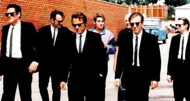 Image from Quentin Tarantino's 'Reservoir Dogs' (1992)