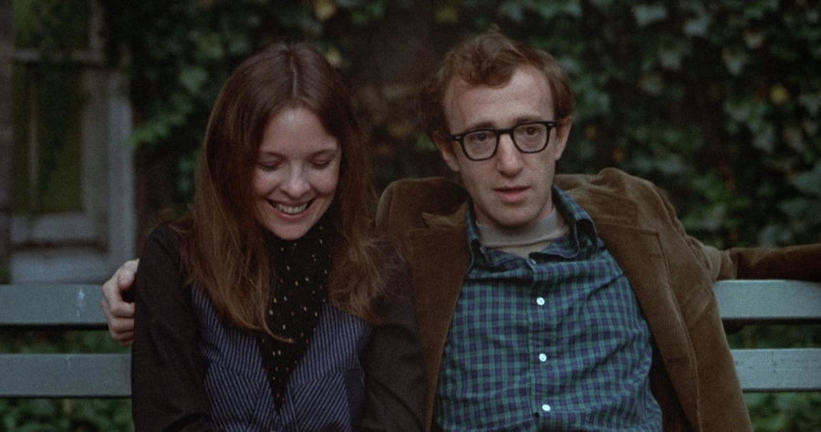 Image result for woody allen annie hall