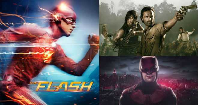 21 Best TV Shows Based on Comic Books, Ranked by Awesomeness