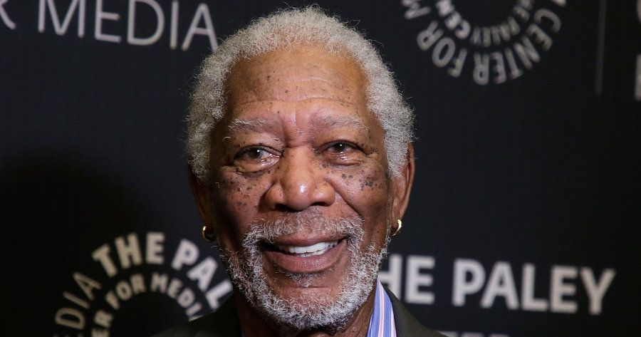The Paley Center Presents 'The Story Of Us' With Morgan Freeman'