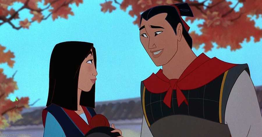 Disney S Live Action Mulan Casts New Love Interest Moviefone