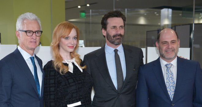 US-CULTURE-SMITHSONIAN-MAD MEN