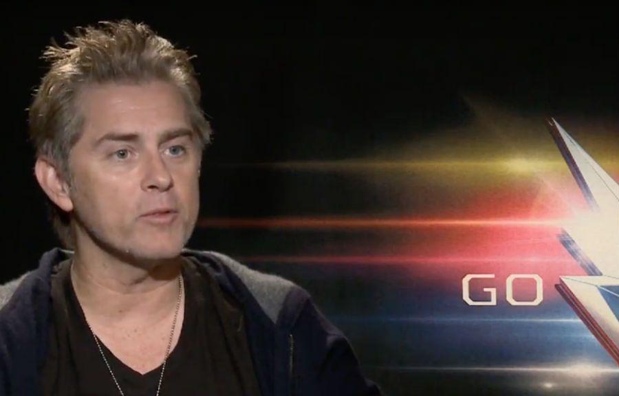 John Gatins, screenwriter of Power Rangers