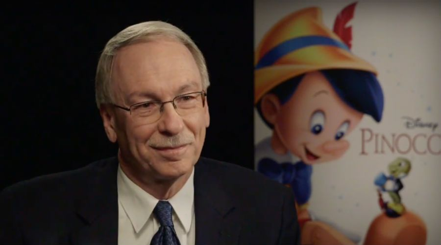 J.B. Kaufman, historian in Disney's animation library