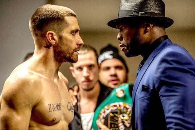 """50 Cent in """"Southpaw"""""""