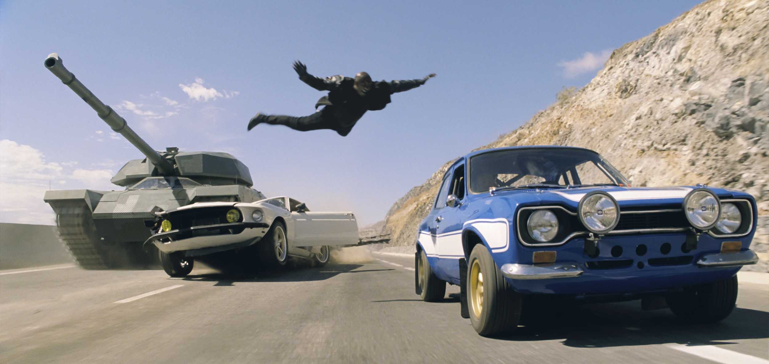 the fast furious movies
