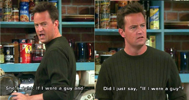 56 Times Chandler Bing Was the Best Part of 'Friends'