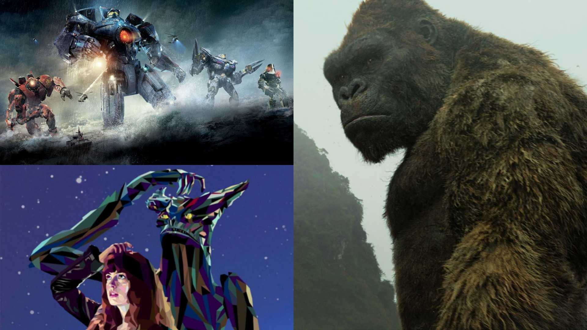 13 Badass Monster Movies To Watch Before Seeing Pacific Rim Uprising Moviefone