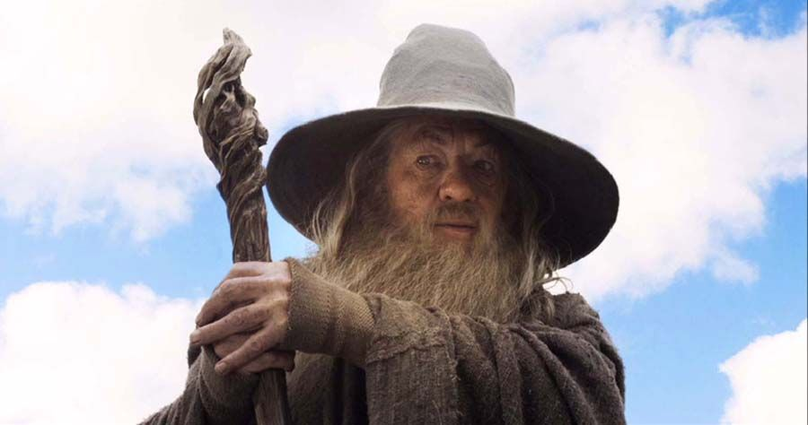 Gandalf, The Hobbit, Lord of the Rings