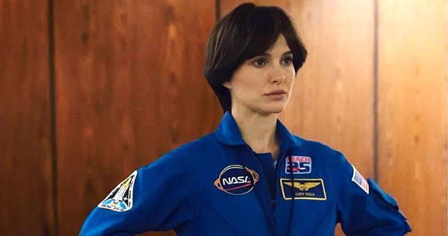 Pale Blue Dot, Natalie Portman