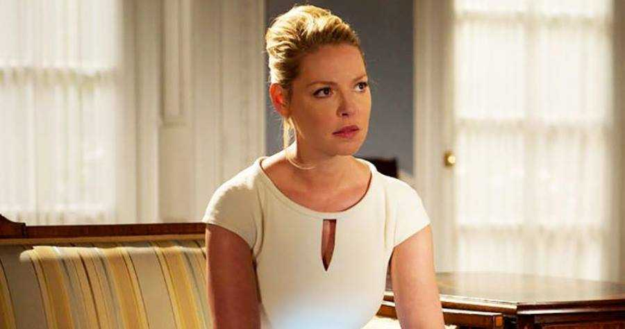 Katherine Heigl in State of Affairs