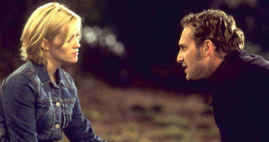 Reese Witherspoon and Josh Lucas in Sweet Home Alabama