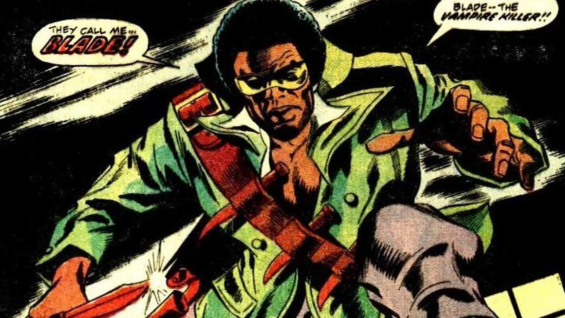 11 Things You Never Knew About Marvel's 'Blade'