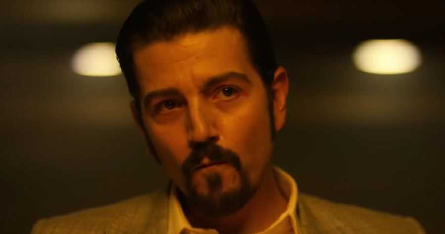 Narcos: Mexico date announcement still