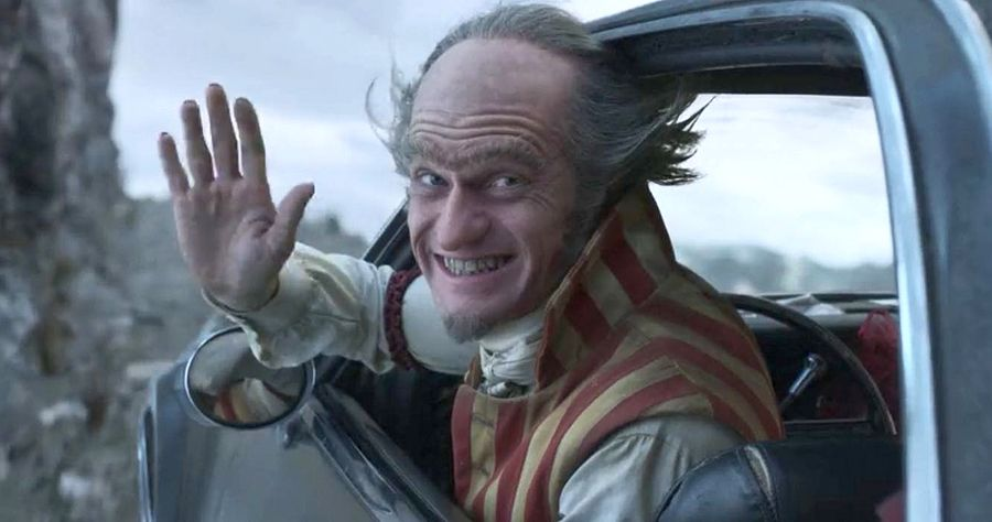 A Series of Unfortunate Events, Neil Patrick Harris as Count Olaf