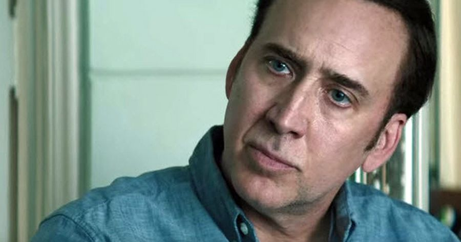 Nicolas Cage in The Runner