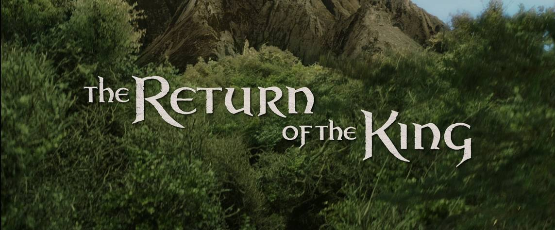 Image result for Return of the King