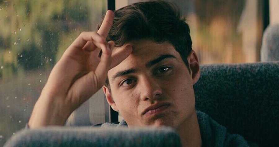Noah Centineo in To All the Boys I've Loved Before