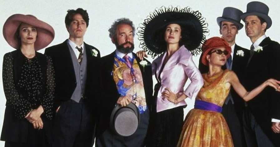 Four Weddings And A Funeral 1994 Movie Moviefone