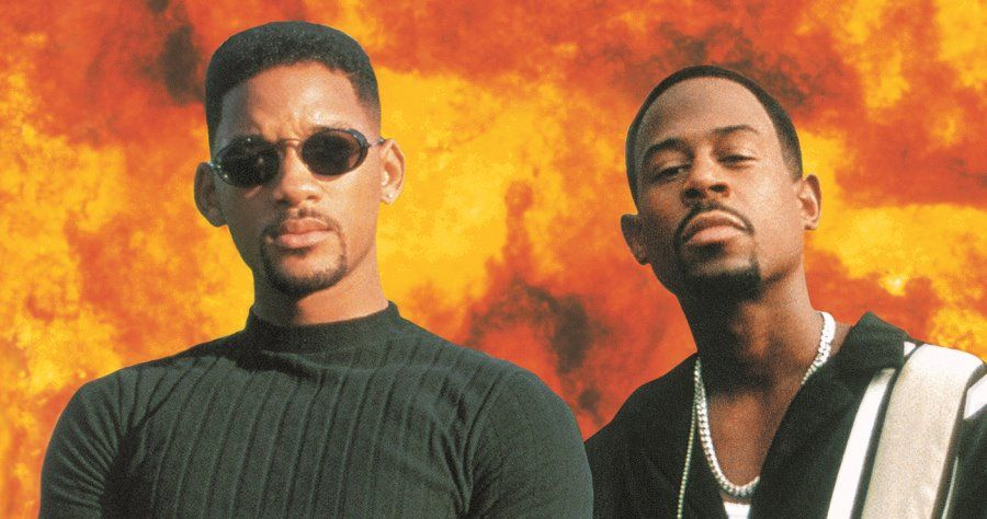 Bad Boys' Will Smith and Martin Lawrence
