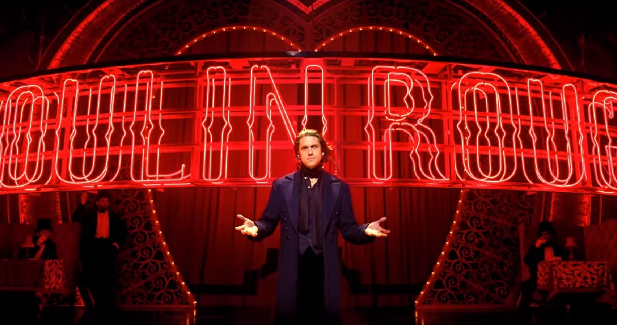 The Moulin Rouge Musical Looks Insane And Awesome