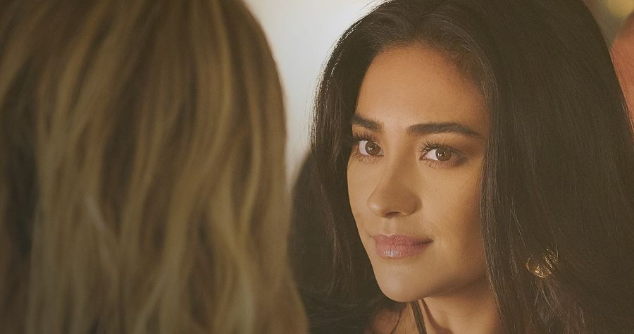 Shay Mitchell in You