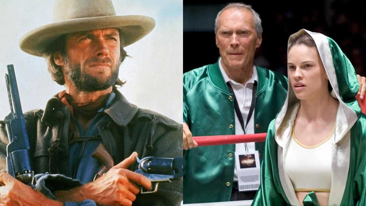 Best movies directed by Clint Eastwood