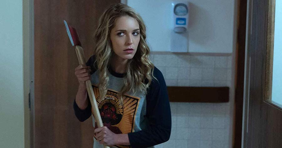 Happy Death Day' Star Jessica Rothe Joins Amazon Series 'Utopia ...