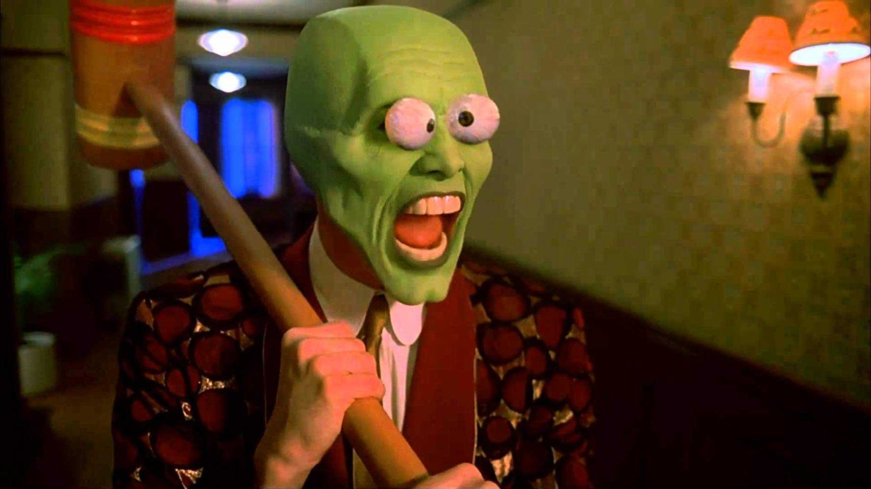 13 Things You Never Knew About The Mask On Its 25th Anniversary