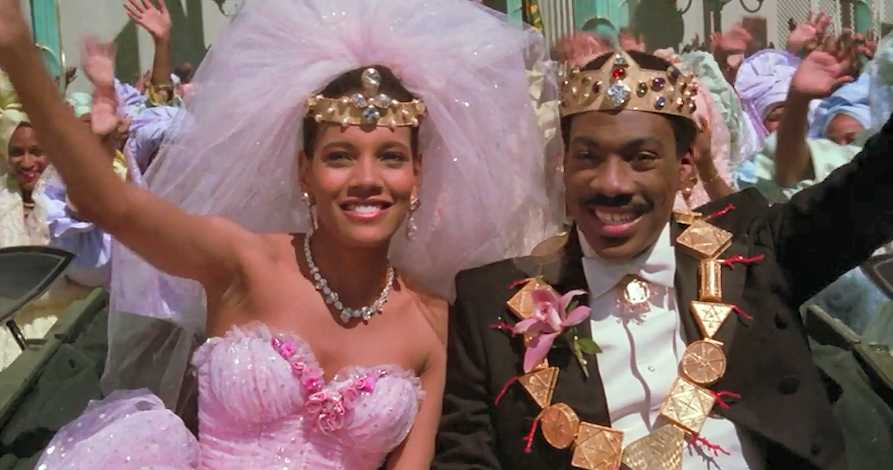 Coming To America 2 Books Return Of Shari Headley