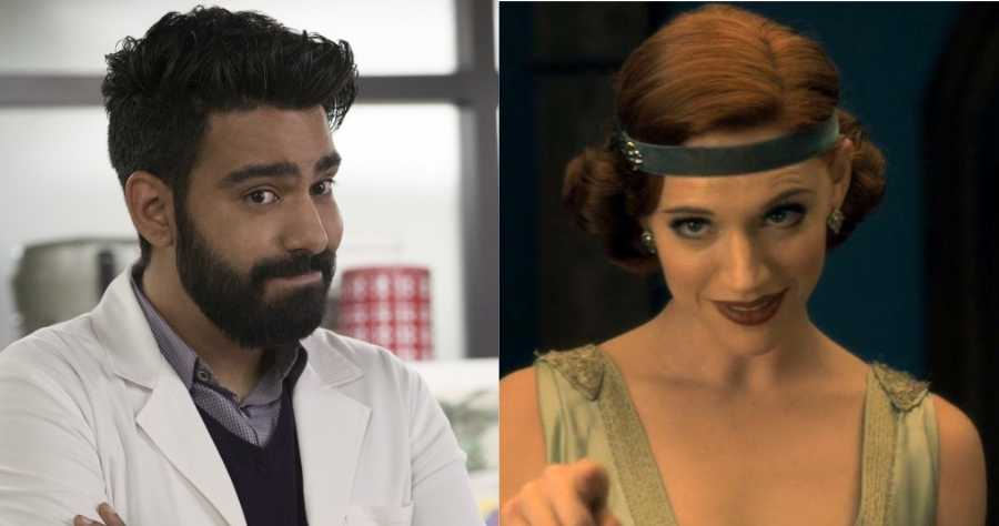 Izombie Star Rahul Kohli Hill House S Catherine Parker Join Haunting Of Bly Manor Moviefone
