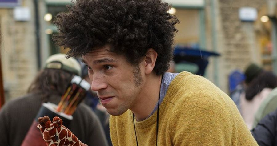 Joel Fry in You, Me and the Apocalypse