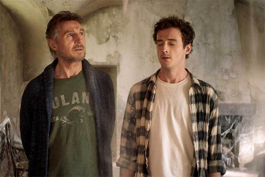 Watch Liam Neeson in the trailer for 'Made in Italy ...