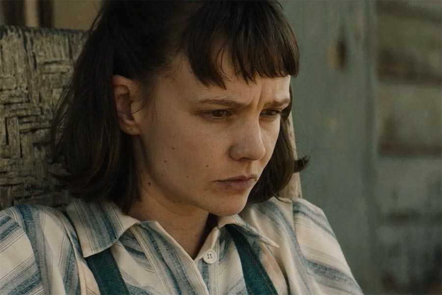 Mulligan as Laura in 'Mudbound'