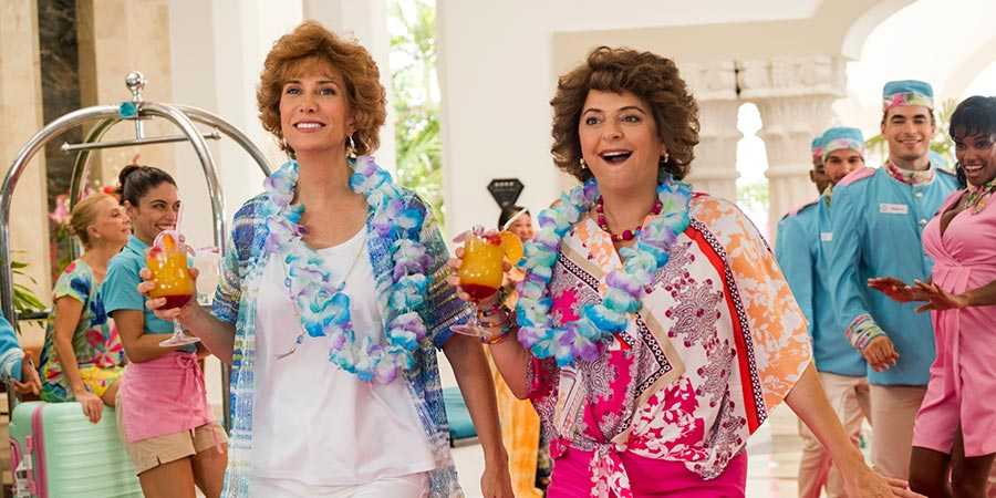 Kristen Wiig and Annie Mumolo in 'Barb and Star Go to Vista Del Mar'
