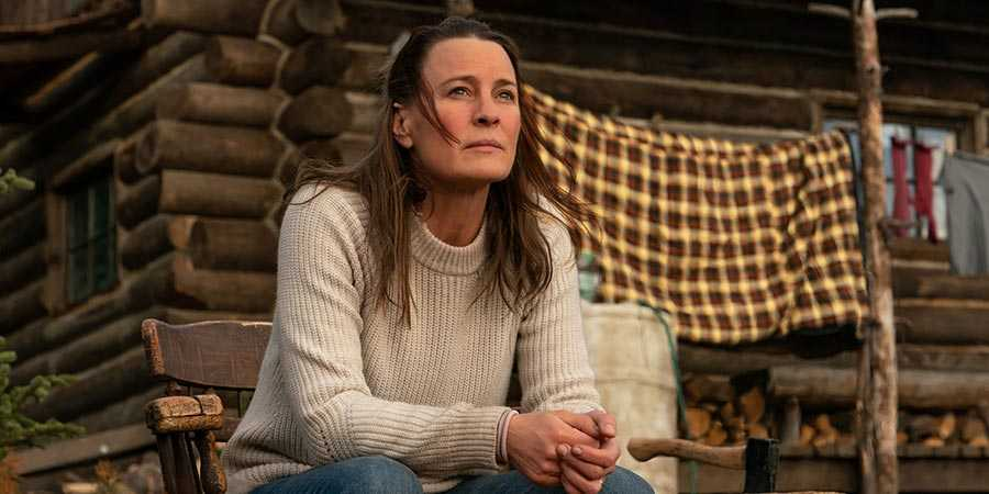Robin Wright in 'Land'
