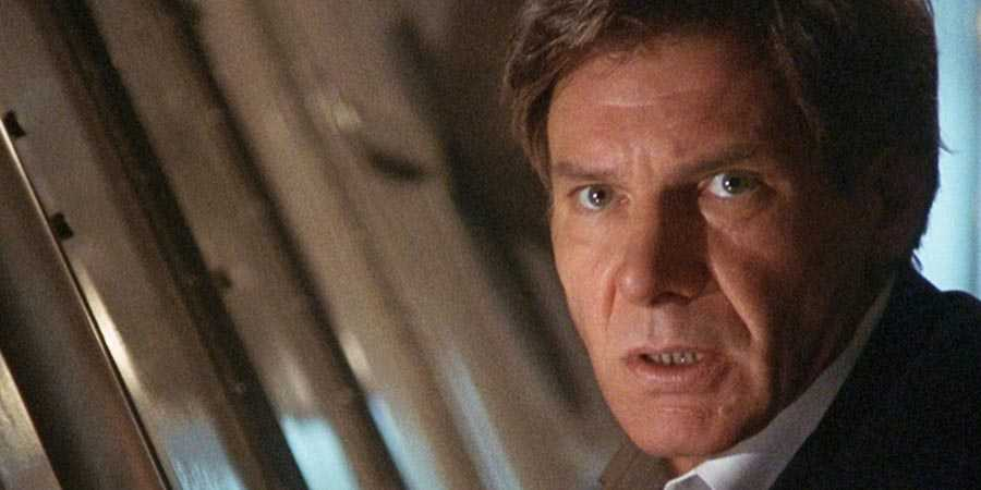 Harrison Ford in 'Air Force One'