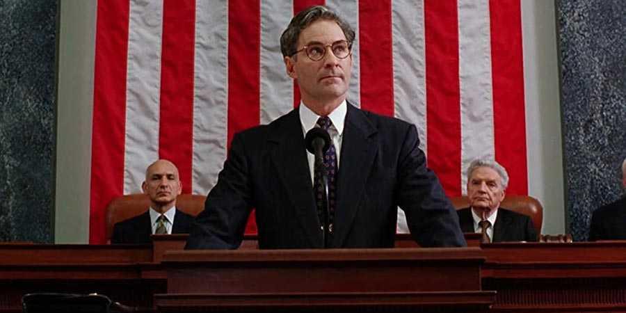 Kevin Kline in 'Dave'