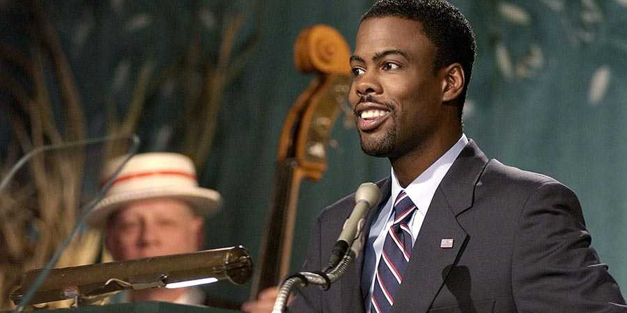 Chris Rock in 'Head of State'