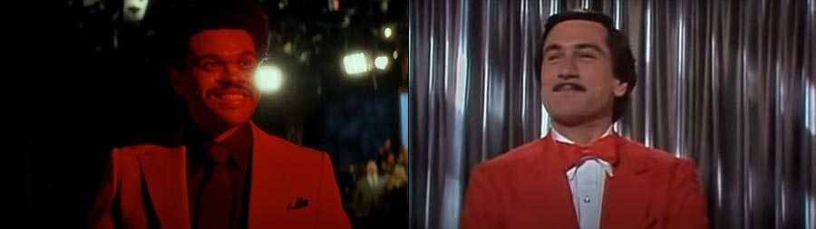 'After Hours' (left) and 'The King of Comedy' (right)