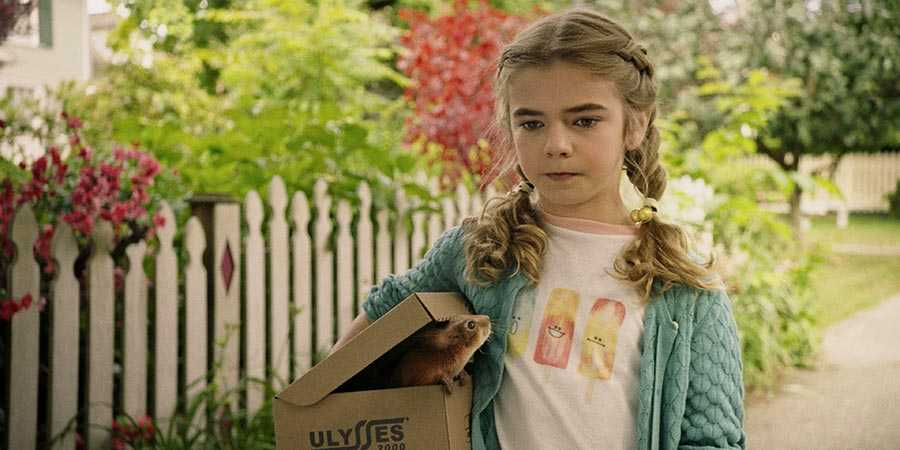 Matilda Lawler in 'Flora & Ulysses'