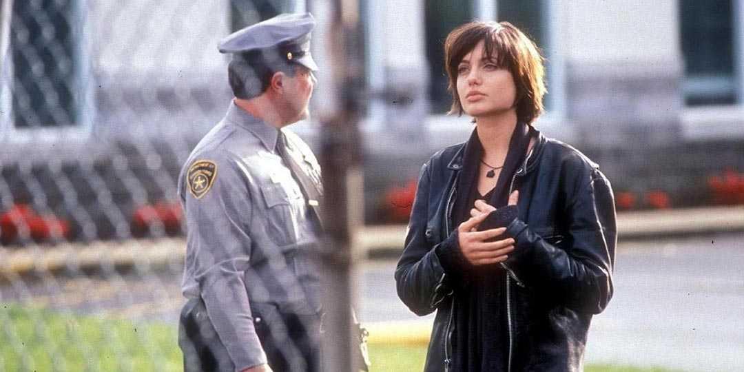 Angelina Jolie in 'Foxfire'