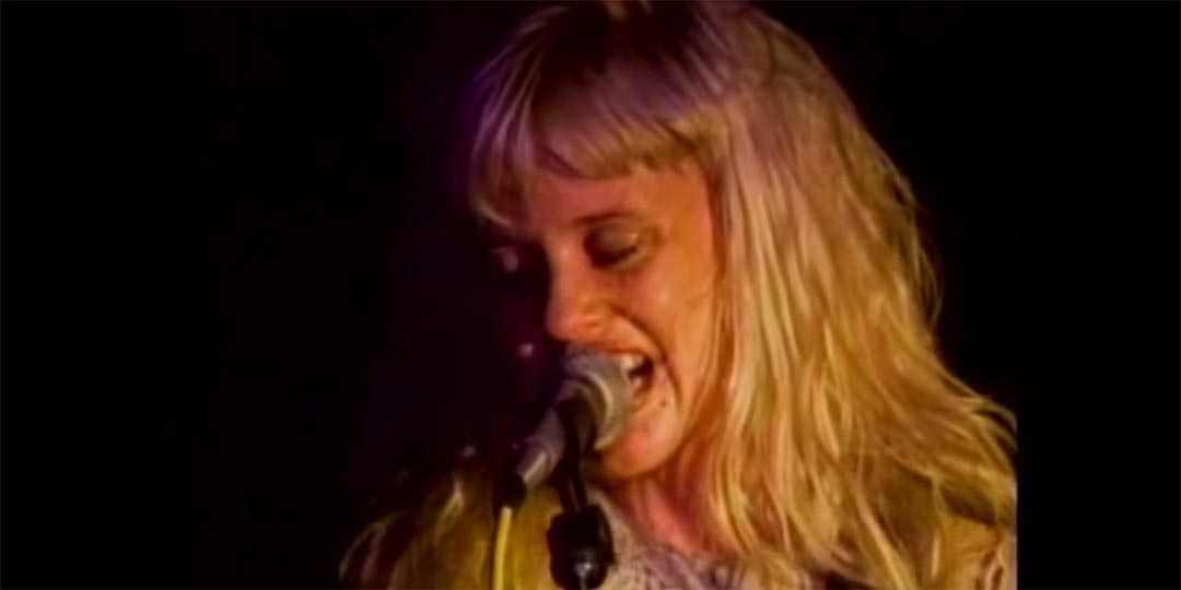 Babes in Toyland's Kat Bjelland in 'Not Bad for a Girl'