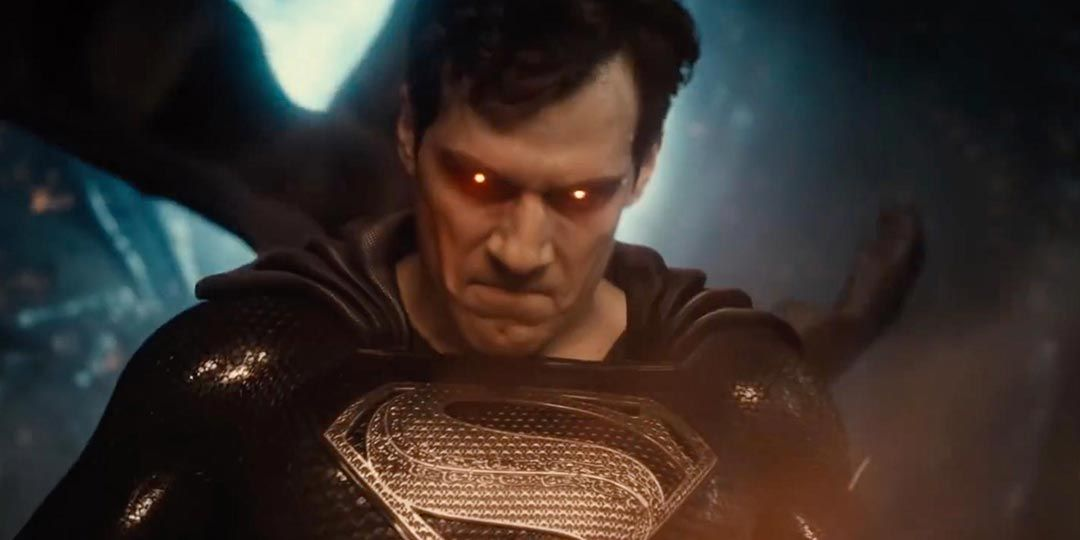 Henry Cavill as Superman in 'Zack Snyder's Justice League'
