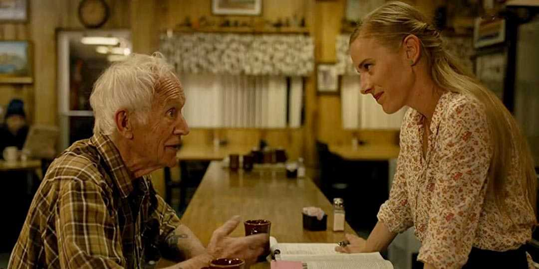 Lance Henriksen and Colby Crain in 'The Dead of Night'