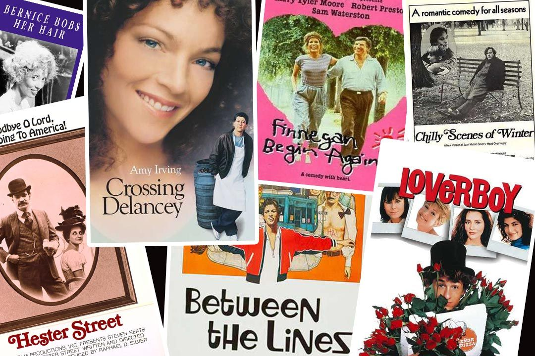 The films of the late Joan Micklin Silver